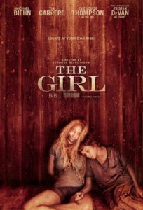THE GIRL DVD