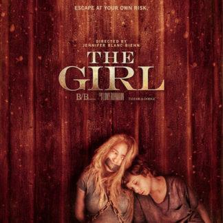 THE GIRL DVD